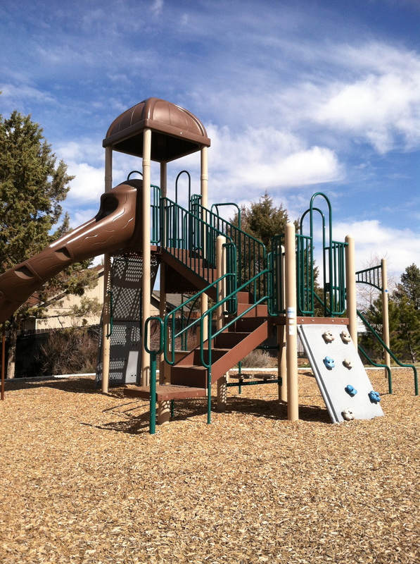 Boyd Park Playground - Boyd Acres Neighborhood, Bend, OR