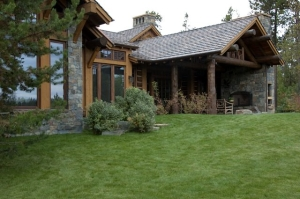 Custom Home by Steve Bennett - one of Awbrey Butte's custom home builder